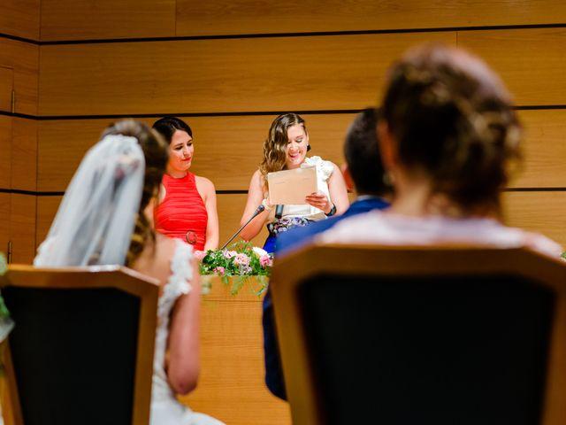 La boda de Ander y Lorena en Garay, Vizcaya 23