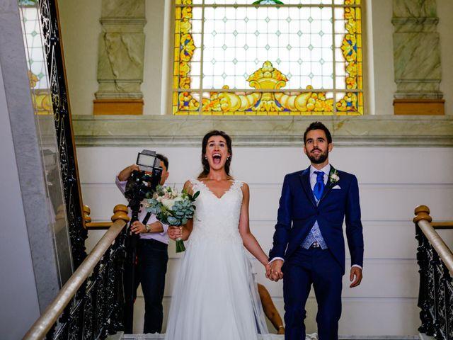 La boda de Ander y Lorena en Garay, Vizcaya 30
