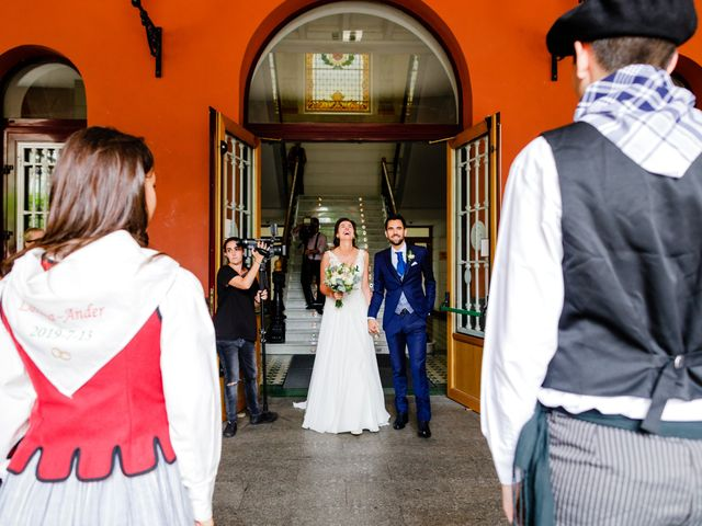 La boda de Ander y Lorena en Garay, Vizcaya 32