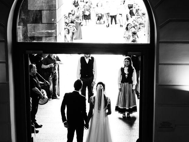 La boda de Ander y Lorena en Garay, Vizcaya 33