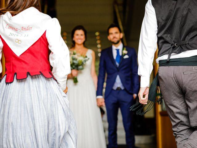 La boda de Ander y Lorena en Garay, Vizcaya 34