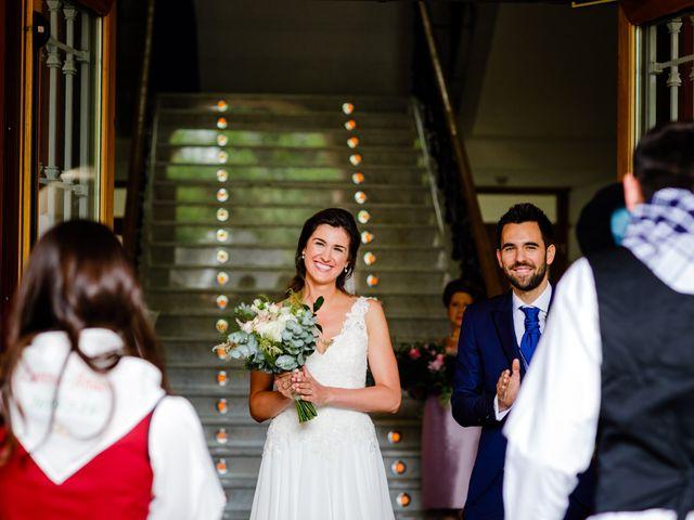 La boda de Ander y Lorena en Garay, Vizcaya 35