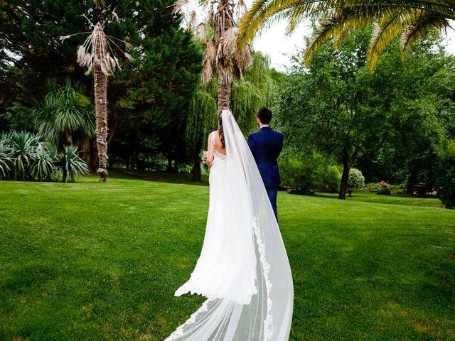 La boda de Ander y Lorena en Garay, Vizcaya 36