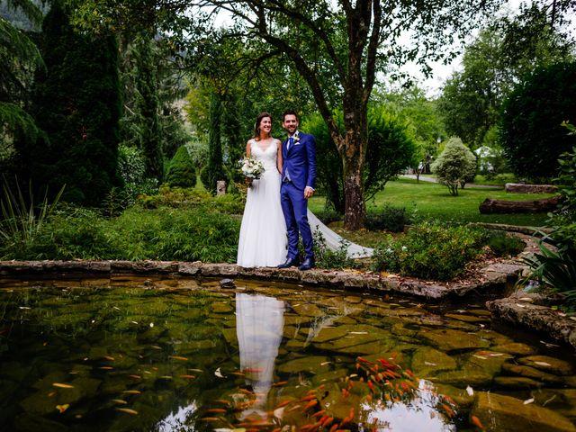 La boda de Ander y Lorena en Garay, Vizcaya 37