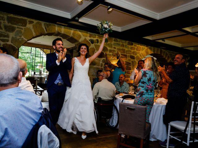 La boda de Ander y Lorena en Garay, Vizcaya 41
