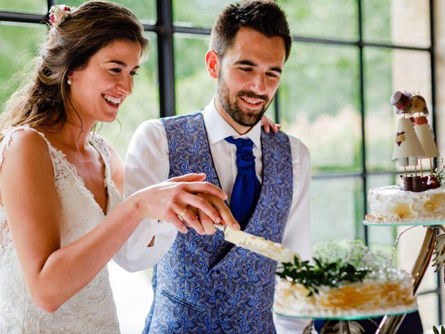 La boda de Ander y Lorena en Garay, Vizcaya 44