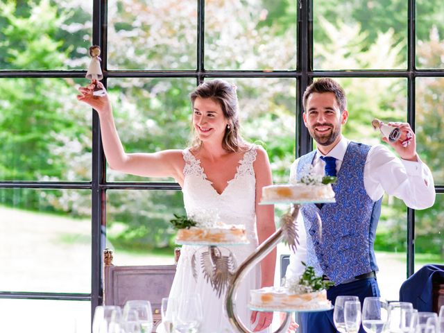 La boda de Ander y Lorena en Garay, Vizcaya 46