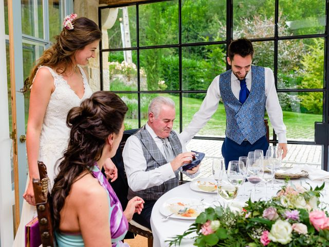 La boda de Ander y Lorena en Garay, Vizcaya 50