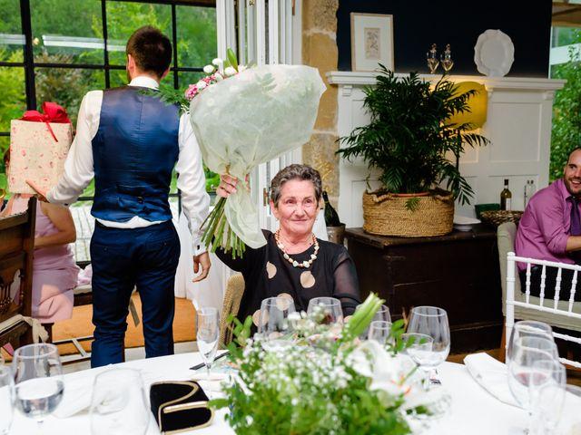 La boda de Ander y Lorena en Garay, Vizcaya 51