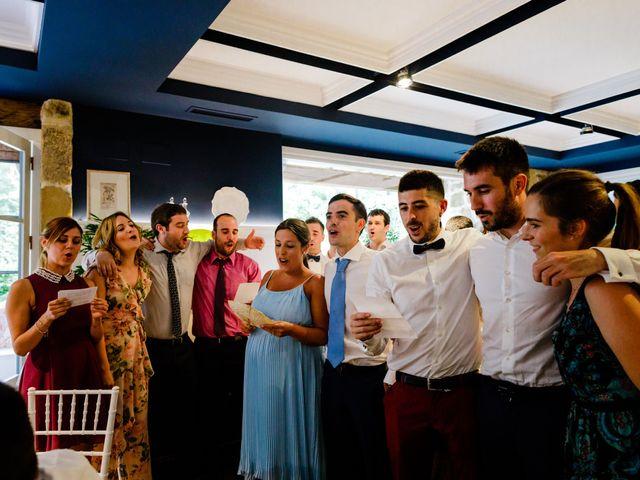 La boda de Ander y Lorena en Garay, Vizcaya 53