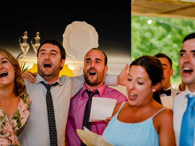 La boda de Ander y Lorena en Garay, Vizcaya 54