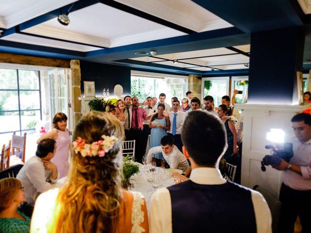 La boda de Ander y Lorena en Garay, Vizcaya 56