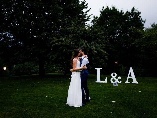 La boda de Ander y Lorena en Garay, Vizcaya 70