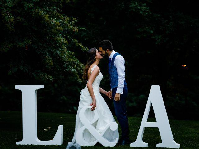 La boda de Ander y Lorena en Garay, Vizcaya 71