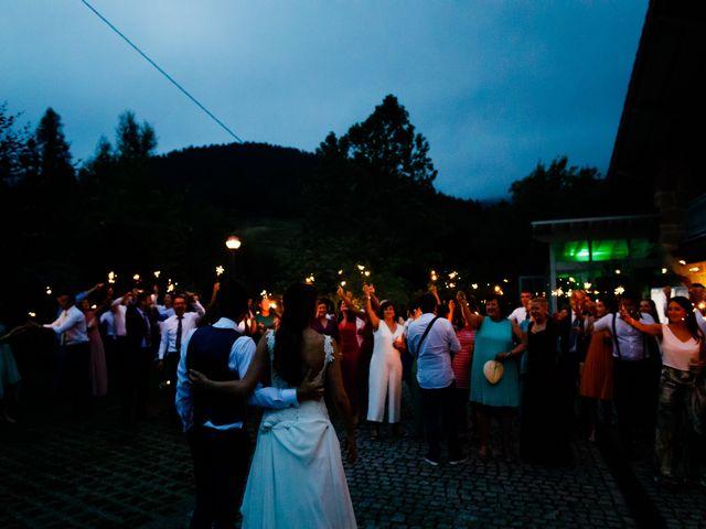 La boda de Ander y Lorena en Garay, Vizcaya 72