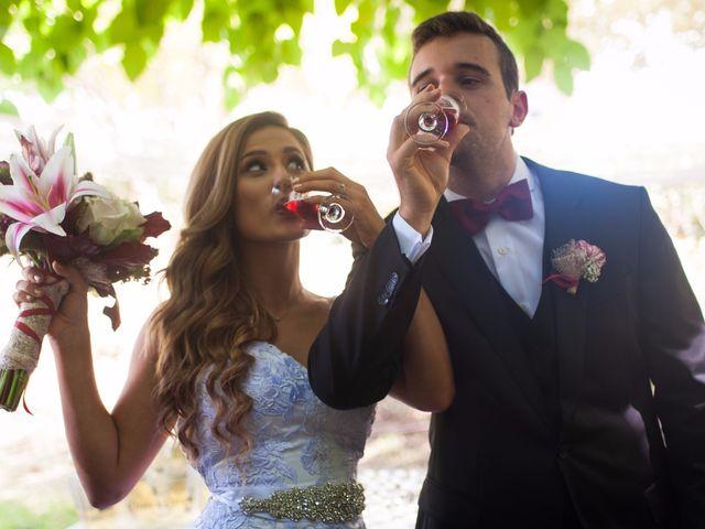 La boda de Gaby y Adria