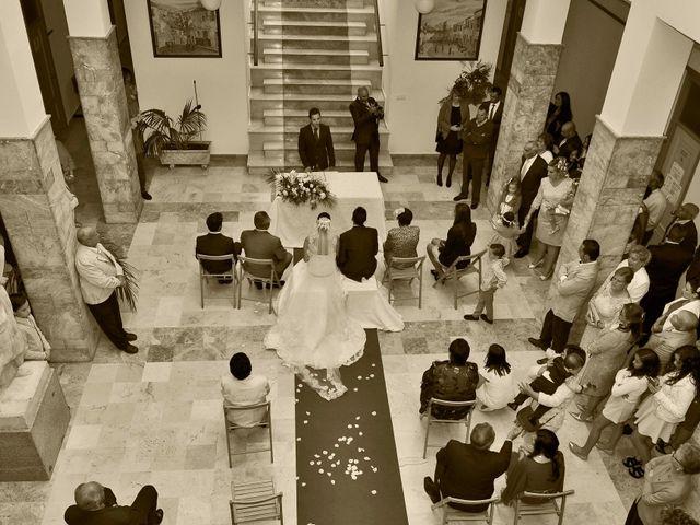 La boda de Salvador y Ana en Ronda, Málaga 1