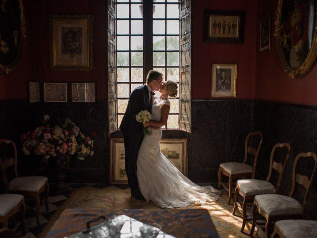 La boda de Irene y Dani