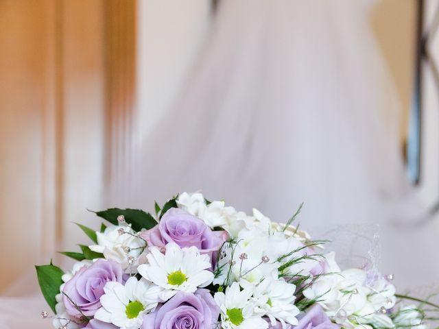 La boda de Carlos y Zaida en San Vicente De El Grove, Pontevedra 6