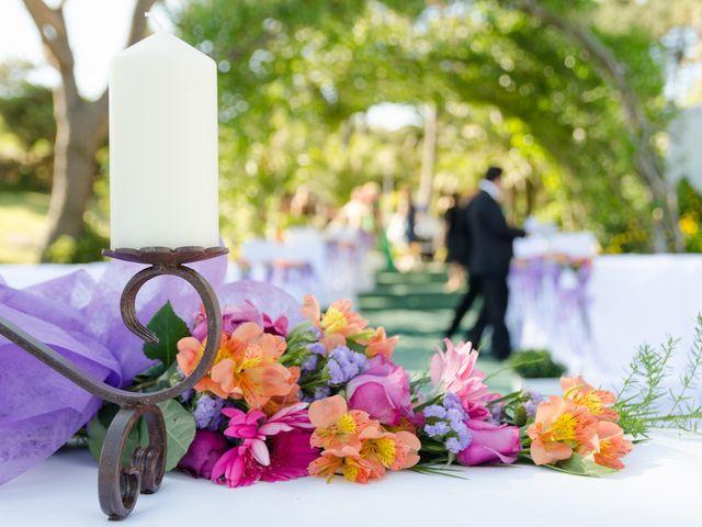 La boda de Carlos y Zaida en San Vicente De El Grove, Pontevedra 8