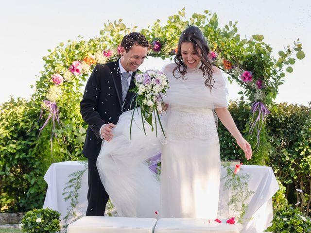 La boda de Carlos y Zaida en San Vicente De El Grove, Pontevedra 10