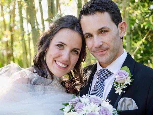 La boda de Carlos y Zaida en San Vicente De El Grove, Pontevedra 11