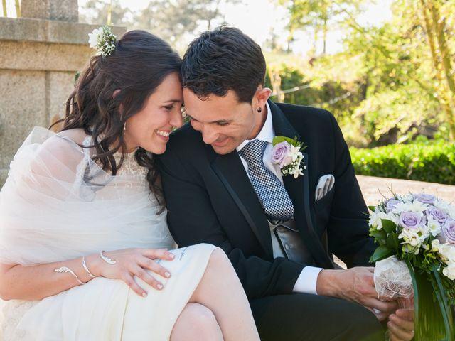 La boda de Carlos y Zaida en San Vicente De El Grove, Pontevedra 12