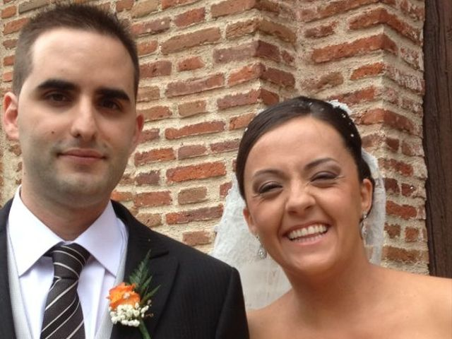 La boda de Aurora y Juan Antonio en Móstoles, Madrid 3