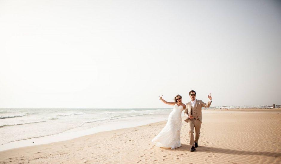 La boda de Janchi y Martina en El Palmar, Cádiz
