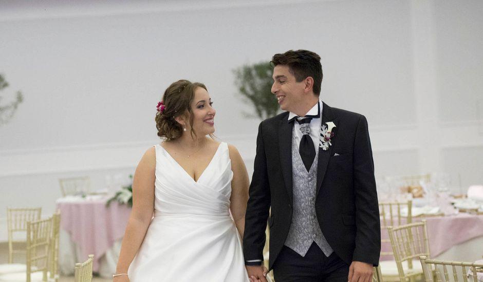 La boda de Alfredo y Eva en L' Alcúdia, Valencia