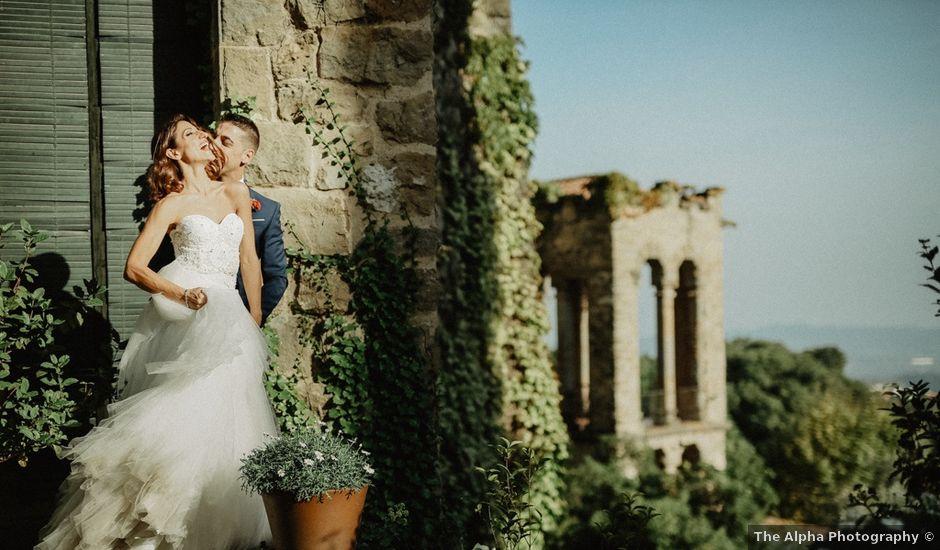 La boda de Octavi y Marta en Sant Feliu De Codines, Barcelona