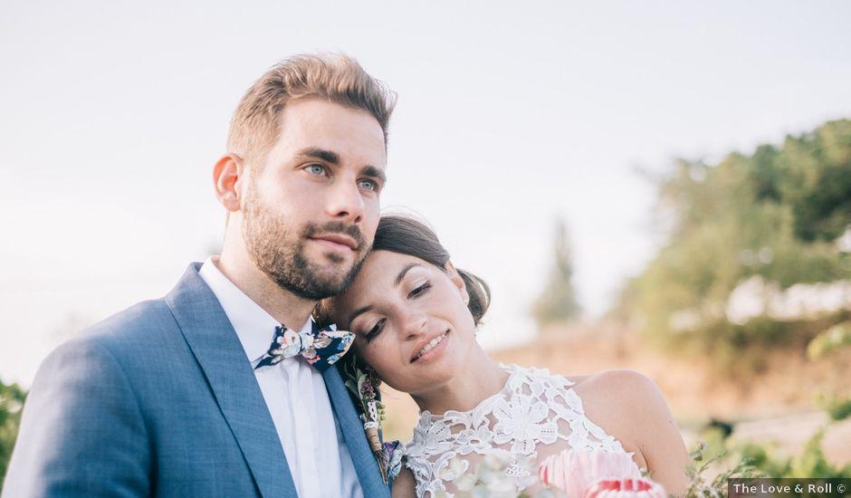 La boda de Jakob y Alba en Olerdola, Barcelona