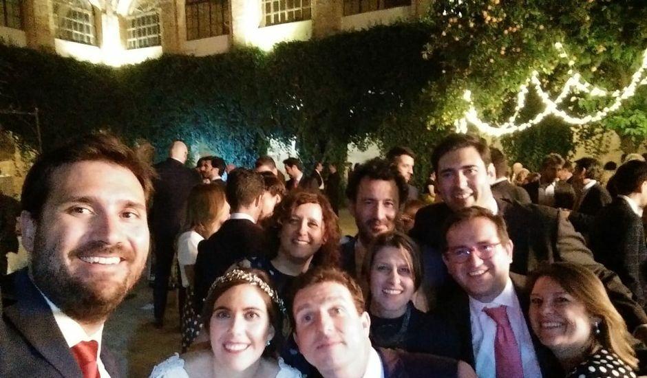 La boda de Alberto y Teresa en Lucena Del Puerto, Huelva