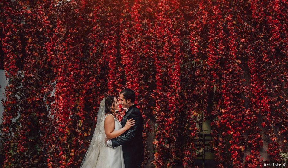La boda de Mikel y Stella en Elizondo, Navarra