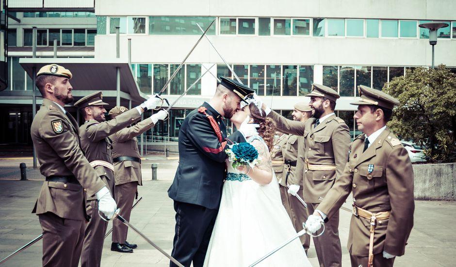 La boda de Yanira y Ivan en Pamplona, Navarra