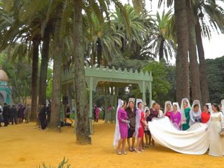 La boda de Isabel y Juan Miguel 1