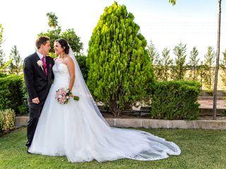 La boda de EDUARDO y CRISTINA 1
