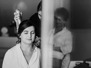 La boda de Lorena y Eloy 1