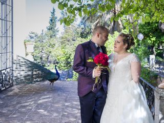 La boda de María José y Álvaro