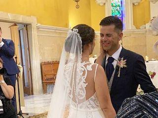 La boda de Sara y Cristian 2