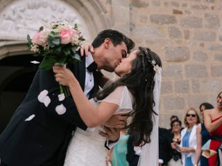 La boda de Caroline y Angel 2