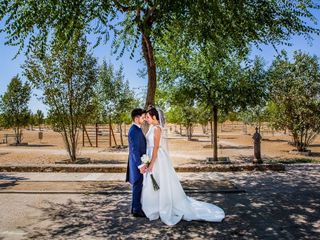 La boda de Gloria y Eduardo