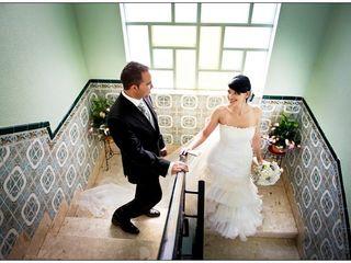 La boda de Javi y Julia