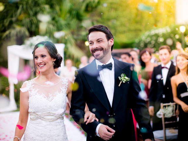 La boda de Jesús y Laura en Fuente Vaqueros, Granada 38