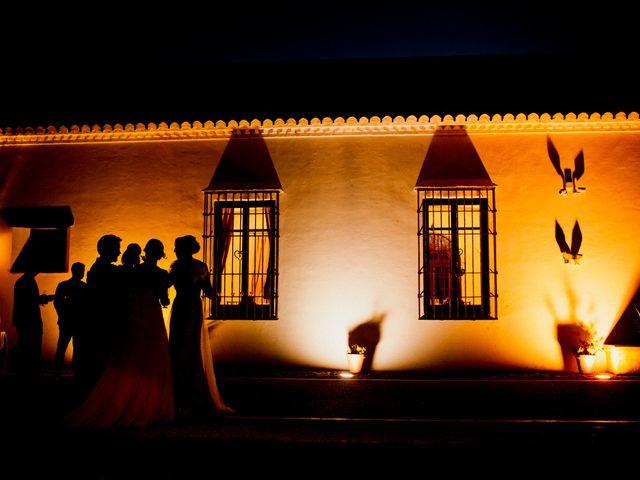 La boda de Jesús y Laura en Fuente Vaqueros, Granada 43