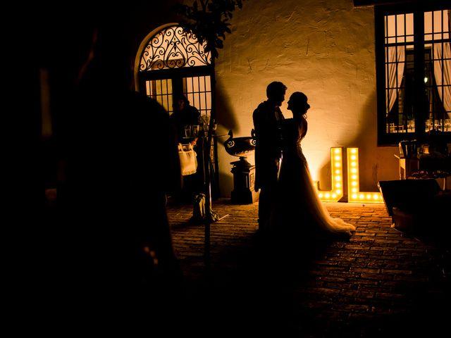 La boda de Jesús y Laura en Fuente Vaqueros, Granada 62