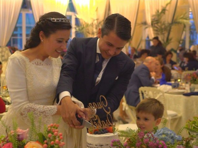 La boda de Isabel y Juan Miguel