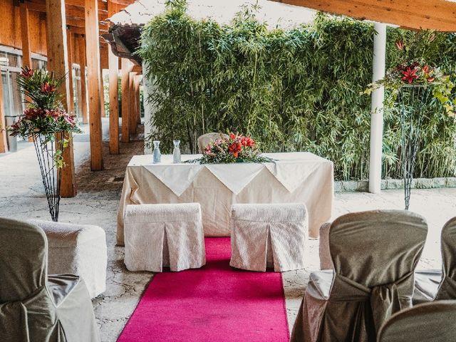 La boda de Poche y Maria en Collado Villalba, Madrid 5