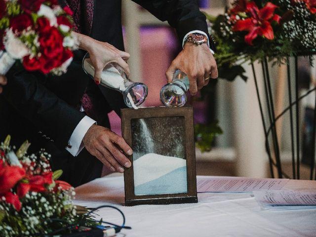 La boda de Poche y Maria en Collado Villalba, Madrid 2