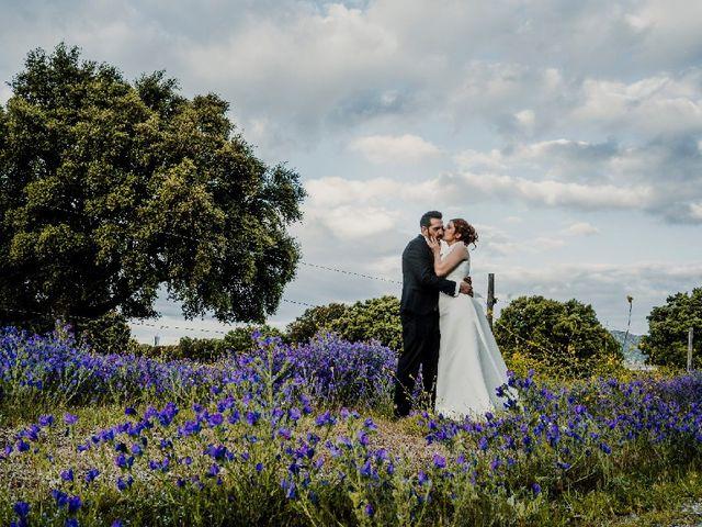 La boda de Poche y Maria en Collado Villalba, Madrid 10